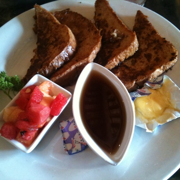 French Toast @ Bailys Cafe