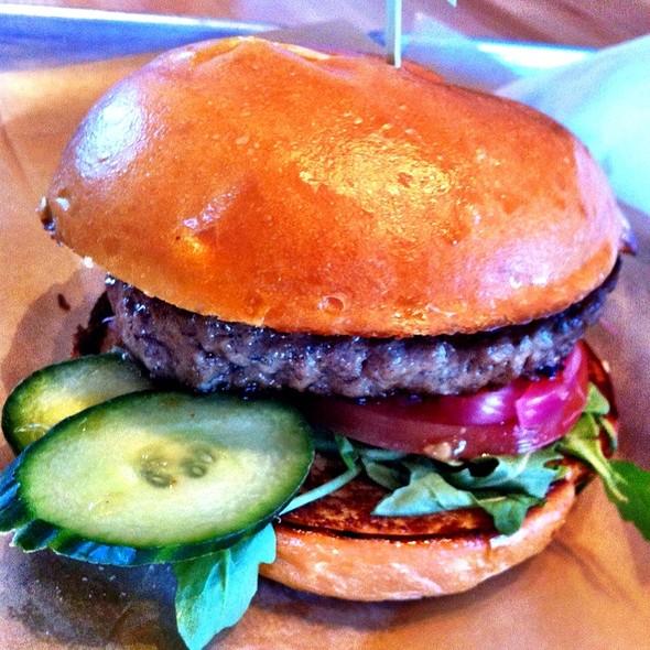The Greek @ Hopdoddy Burger Bar North
