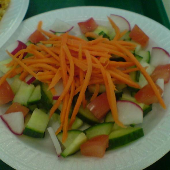 Salad @ Gulzaar