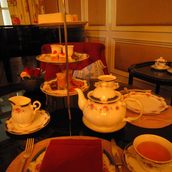 Afternoon Tea Set @ Carcosa Seri Negara Kuala Lumpur