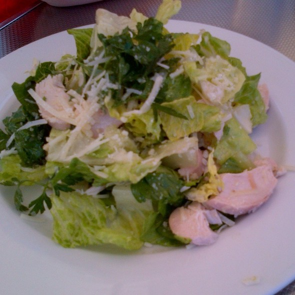 Grilled Chicken salad @ Kitchen Door