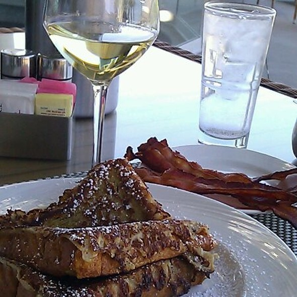 French Toast - Escena Lounge & Grill, Palm Springs, CA
