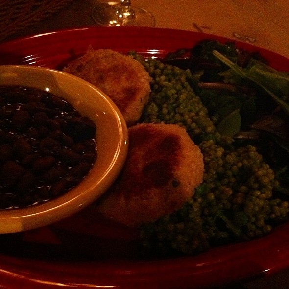 Crab Cakes With Baked Beans - Summer Shack-Dedham, Dedham, MA