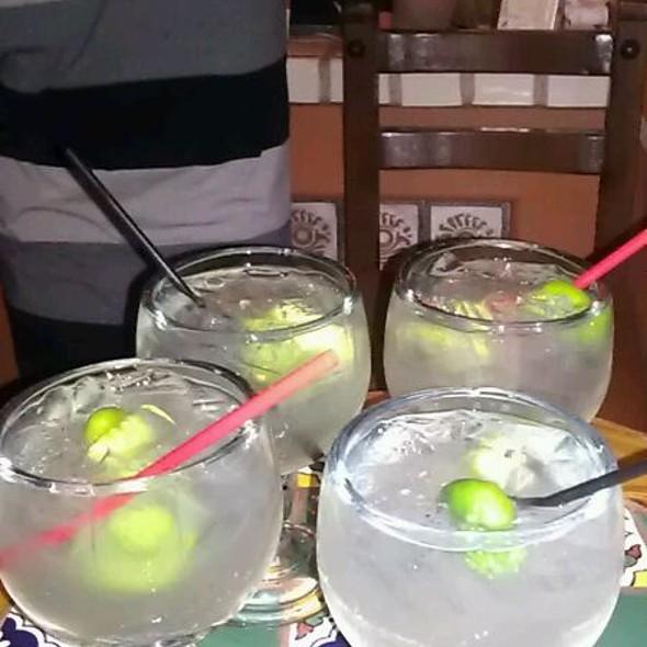 The Skinny Margarita