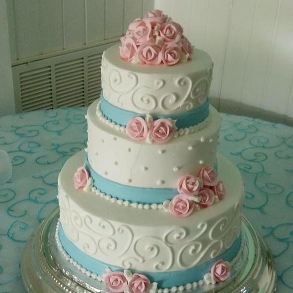 Delightful Wedding Cake Awesome Design