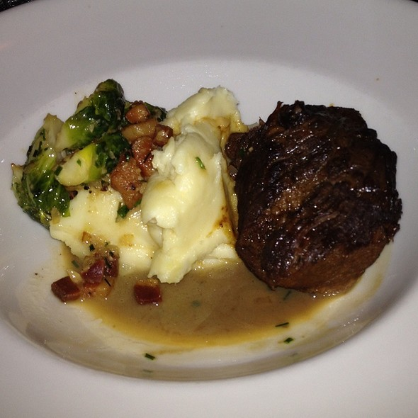 Braised Short Ribs - Brandywine Prime, Chadds Ford, PA