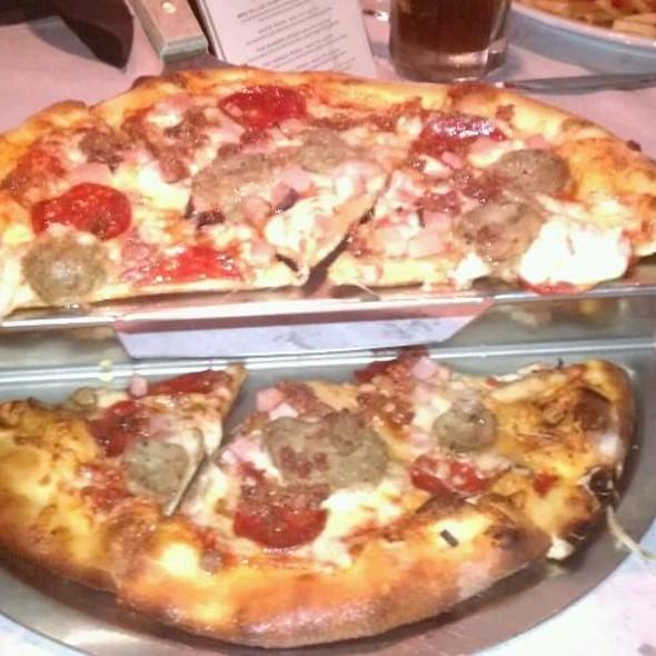 The Butcher Block Pizza