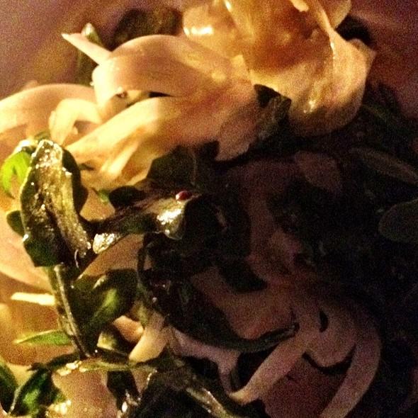 Arugula And Fennel Salad - Bottino, New York, NY