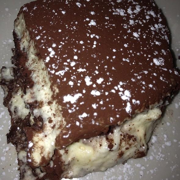 Chocolate Tiramisu - Bottino, New York, NY