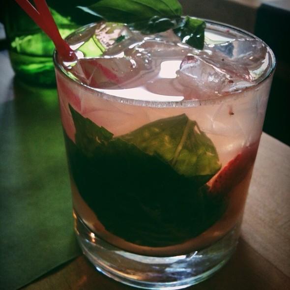 Breuckelen Fields Cocktail @ Building On Bond