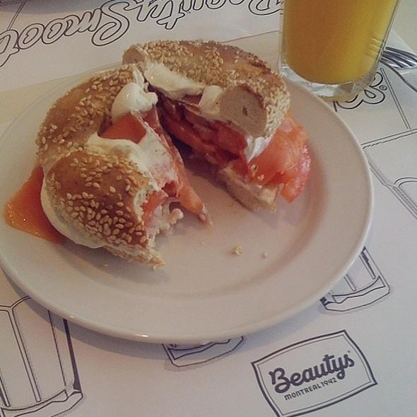 Beauty's Special @ Beauty's Restaurant