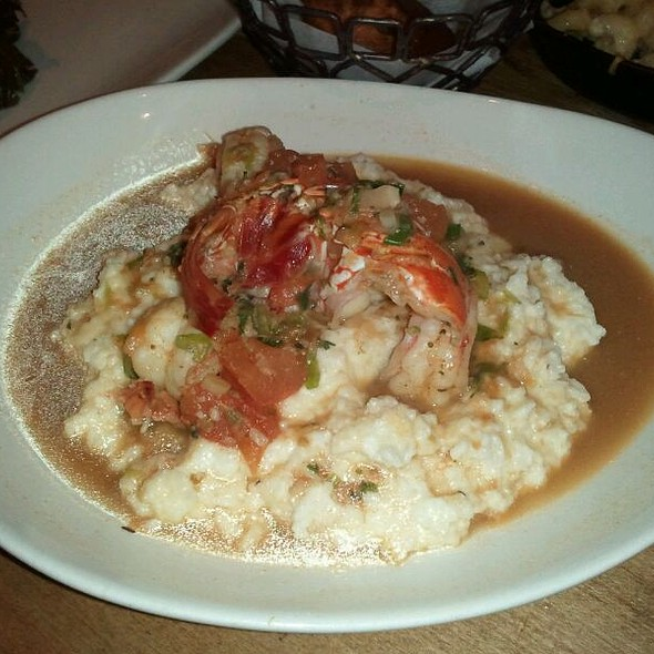 Lobster Shrimp And Grits @ SOCO Private Dining