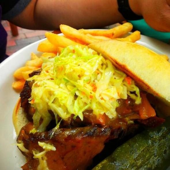 Brisket Burger - Clyde's of Reston, Reston, VA