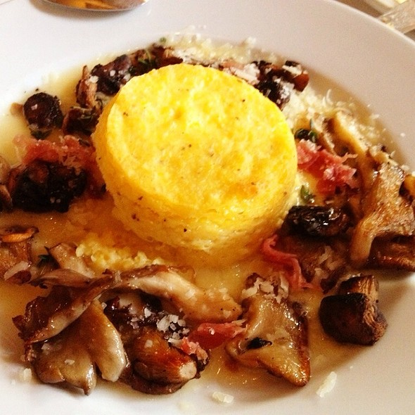 Stone Ground Baked Grits - Highlands Bar & Grill, Birmingham, AL
