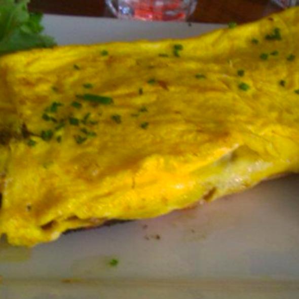 Disco Duck Omelette