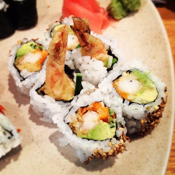 Dynamite Roll @ Sushiyama