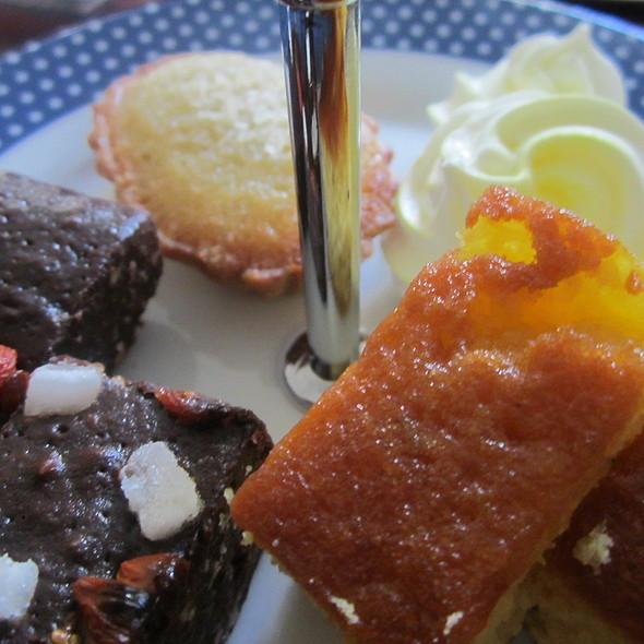 Afternoon Tea @ teanamu chaya teahouse
