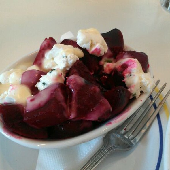 Beets with Goat Cheese - Public House - Chattanooga, Chattanooga, TN