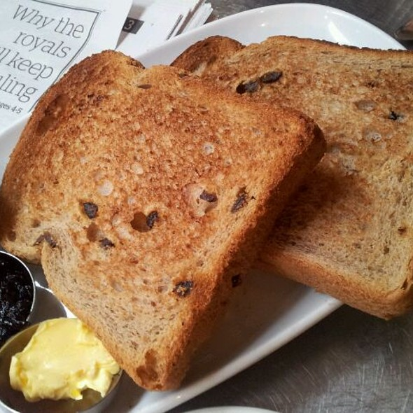 Raisin Toast @ Sydney Fine Food Company