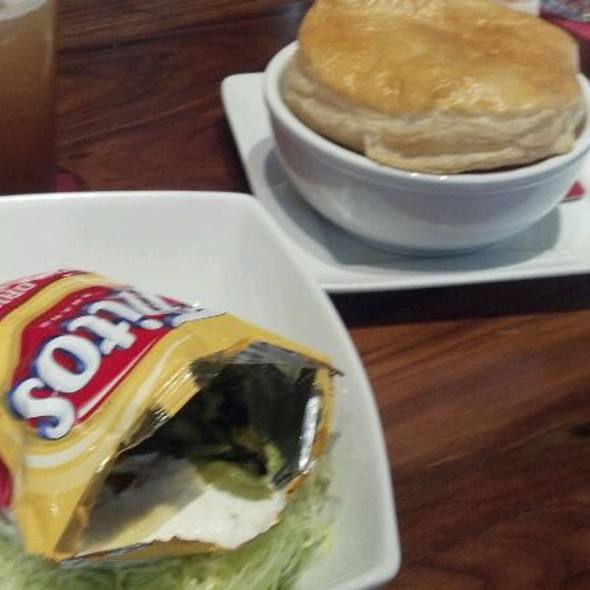Taco-In-A-Bag @ Square Peg