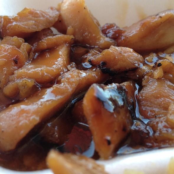 Mandarin Chicken @ Panda Express