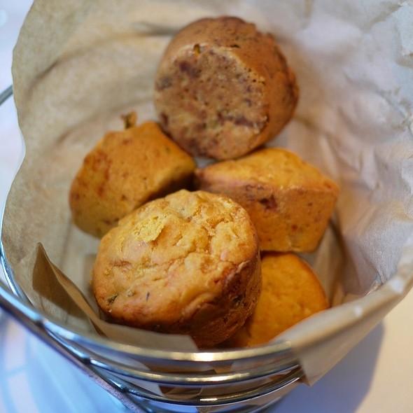Savory Muffins @ Chaya Brasserie