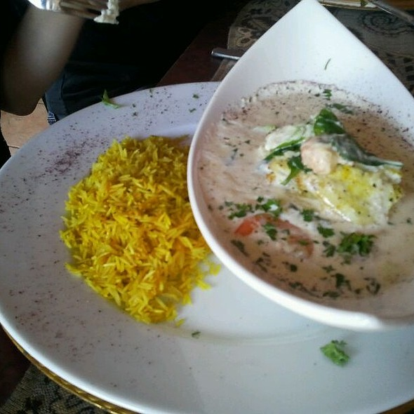 Tilapia W/ Thyme Mashed Potatoes, Edamame & Balsamic Butter Sauce