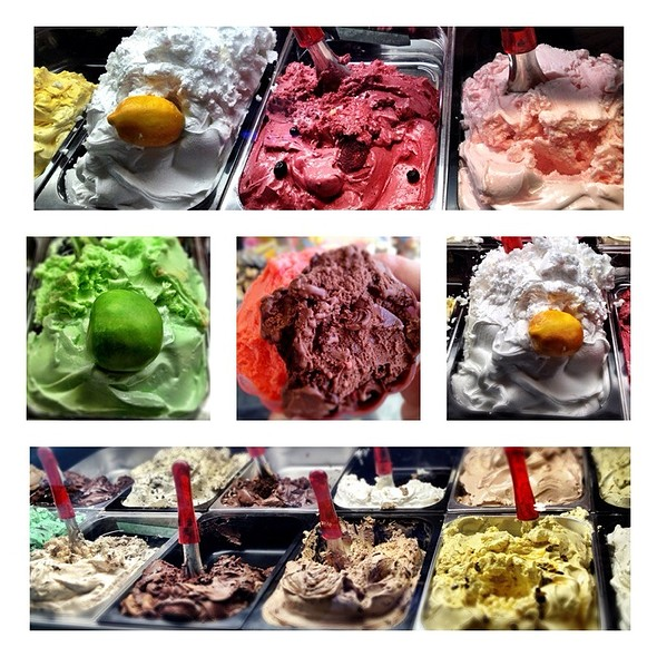 The Mad Italian Gelato @ The Mad Italian Gelato Bar