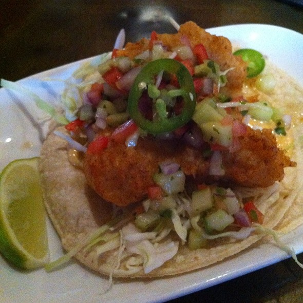 Mahi Mahi Taco @ Cocina Del Barrio