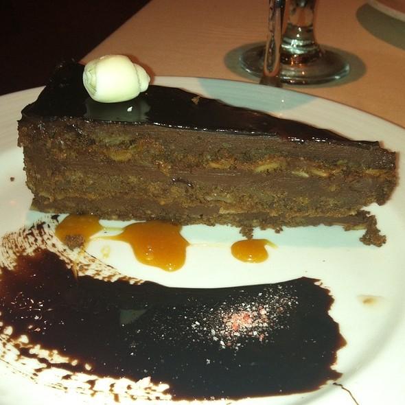 Almond Amaretto Cake @ Carnival Cruise