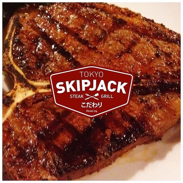 King Of Steak A Porterhouse 500Gr @ Tokyo Skipjack