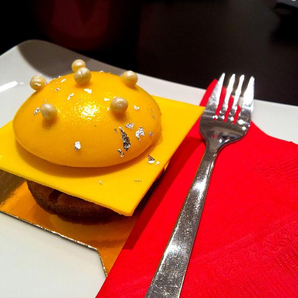 lemon pie @ Olivier Potier