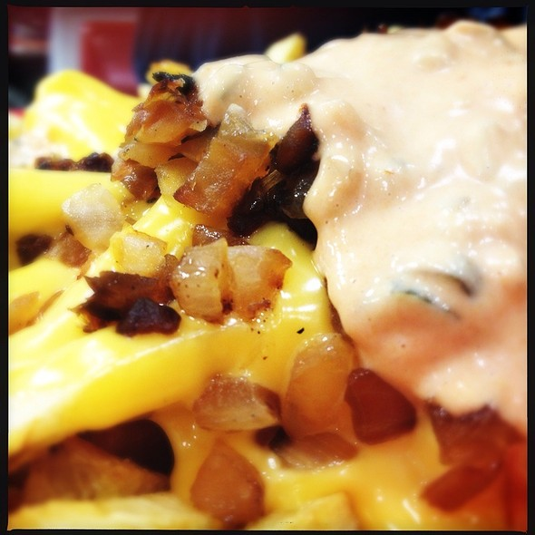 Animal Style Fries @ In-N-Out Burger