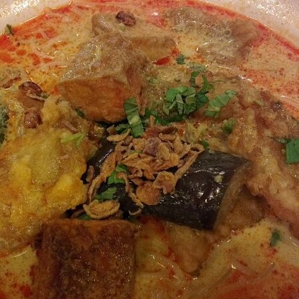 Fish Fillet Laksa @ Laksa King Restaurant
