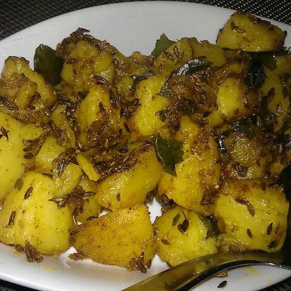 Jeera Aloo @ Swagat Indian Cuisine