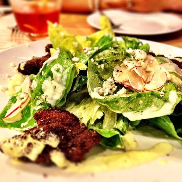 Butter Lettuce Salad @ The Parish