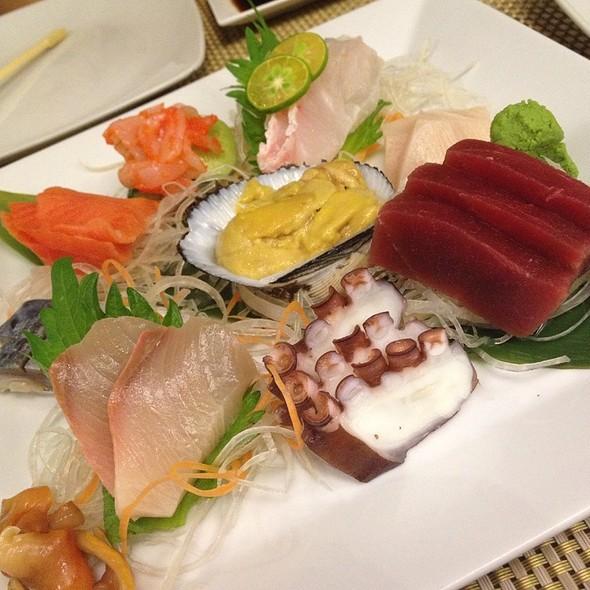 Sashimi Platter @ Seiji Yamada