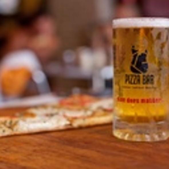 Beer @ Pizza Bar