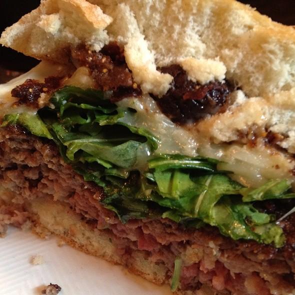 Loren Burger  @ Plan B Burger Bar