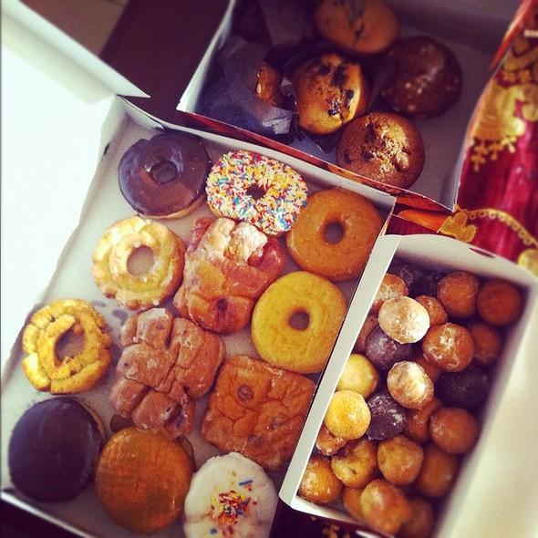 Donuts @ Tim Hortons