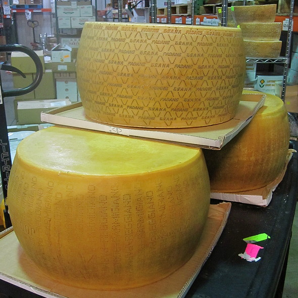 Cheese @ Provvista Specialty Foods