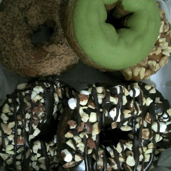 Assorted Cake Donuts