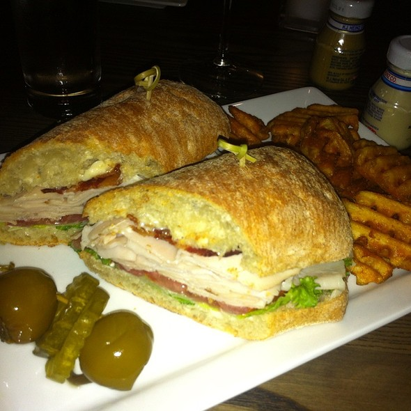 Turkey Sandwich - Taste - Society Hill, Philadelphia, PA