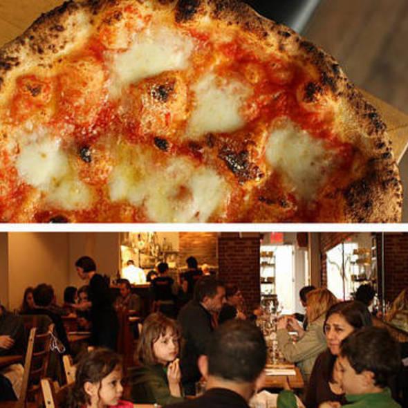 Neopolitan Pizza @ franny's