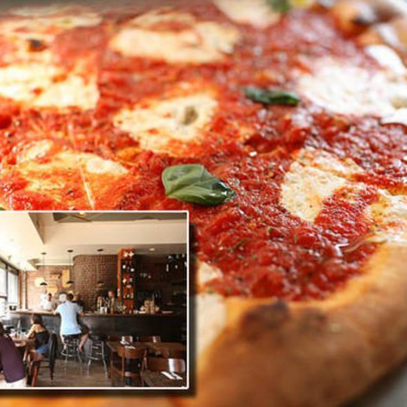 Neopolitan Pizza @ L'Asso NYC