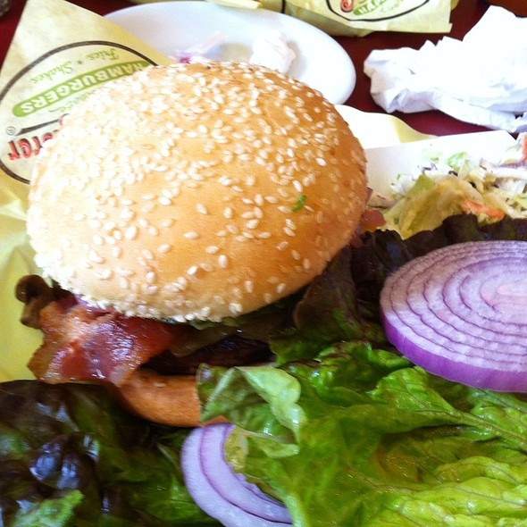 Meister Burger @ Burger Meister