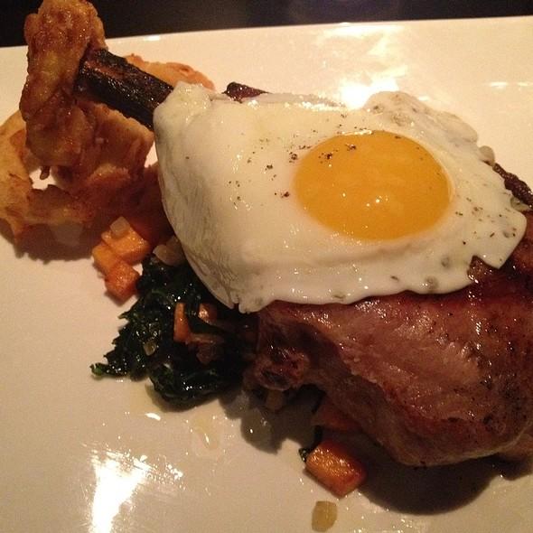 Pork Chop @ The Bedford