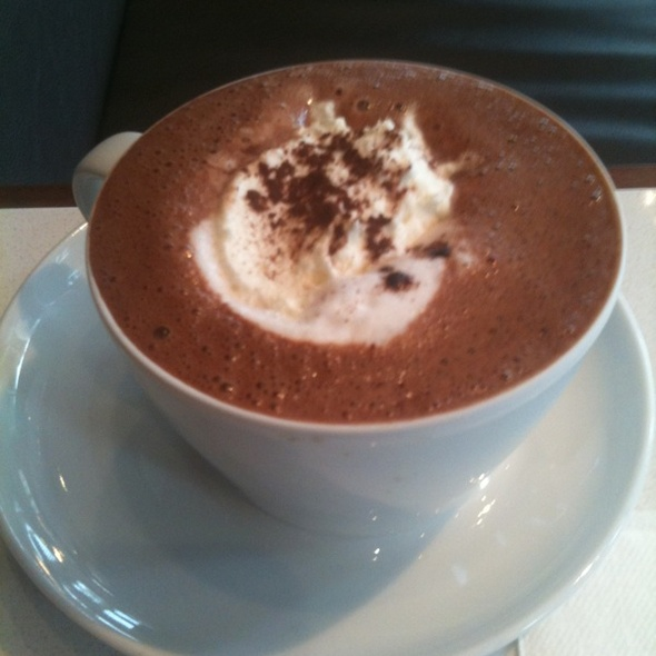 Hot Chocolate @ Christopher Elbow Artisanal Chocolate