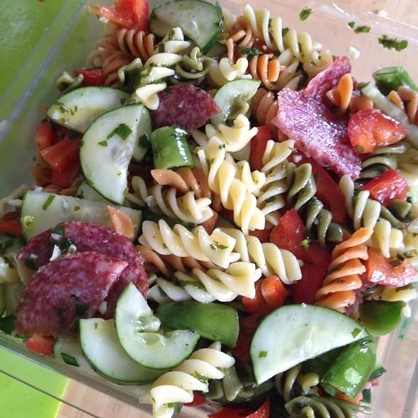 Pasta Salad @ Unicorn Precinct XIII