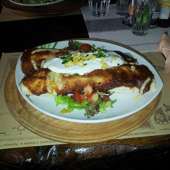 Enchilada DE Diablo @ MEX CANTINA